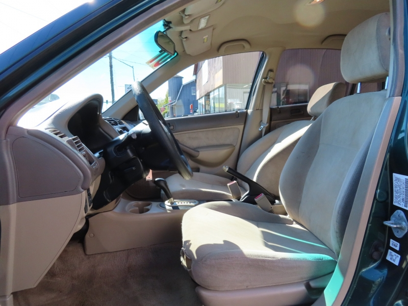 Honda Civic 2001 price $3,995