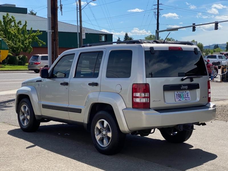 Jeep Liberty 2008 price $6,495
