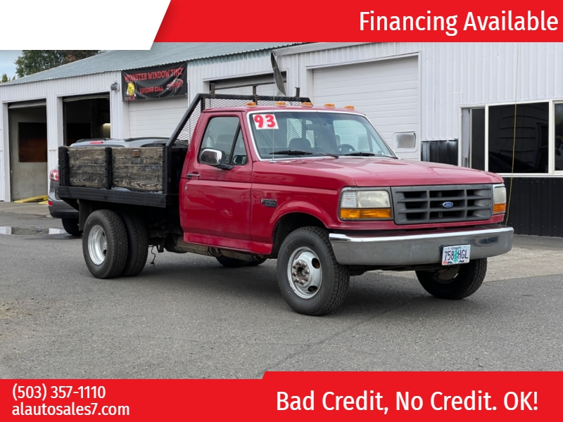 Ford F-350 1993 price $4,995