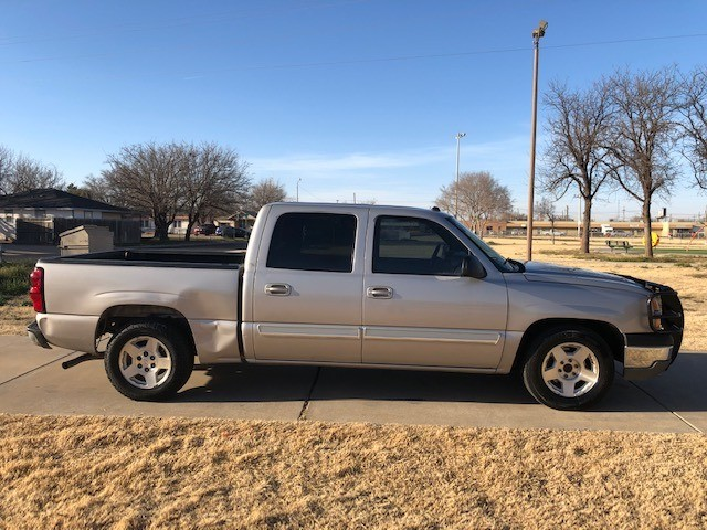 Chevrolet SILVERADO 1500 2005 price $1,000 Down