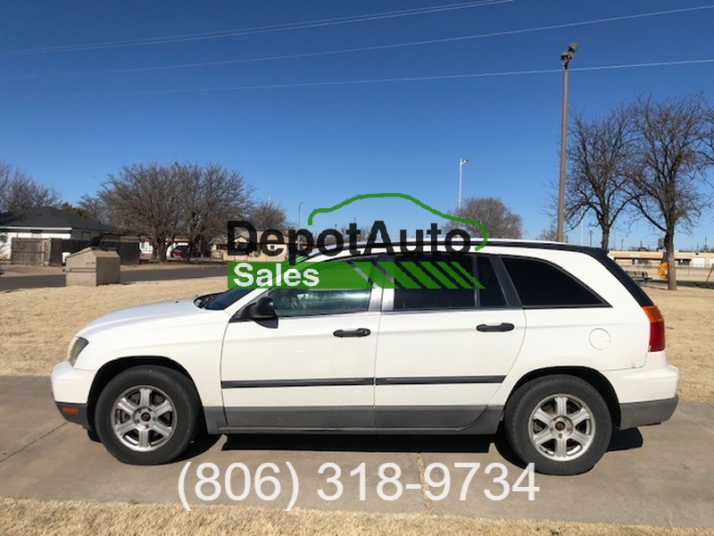 Chrysler PACIFICA 2005 price $500 Down