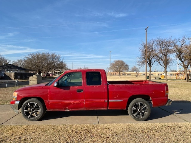 GMC SIERRA 2001 price $1,000 Down