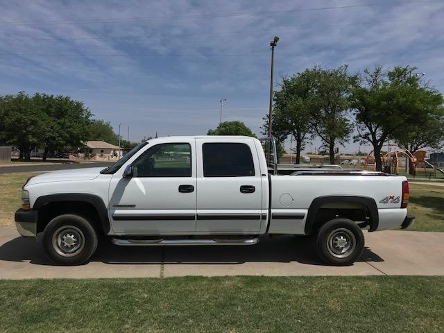 Chevrolet SILVERADO 2500 2002 price $1,000 Down