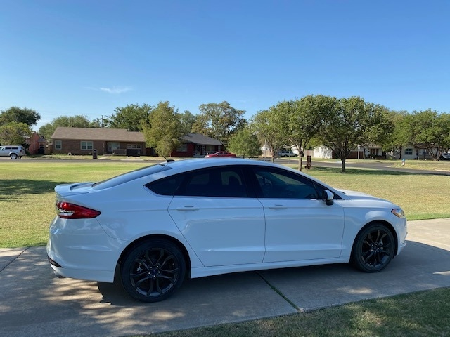 Ford FUSION S 2018 price $2,500 Down