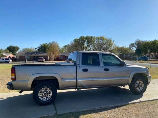 GMC SIERRA 1500HD 2002 price $1,500 Down