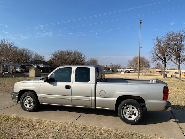 Chevrolet SILVERADO 1500 2005 price $1,500 Down