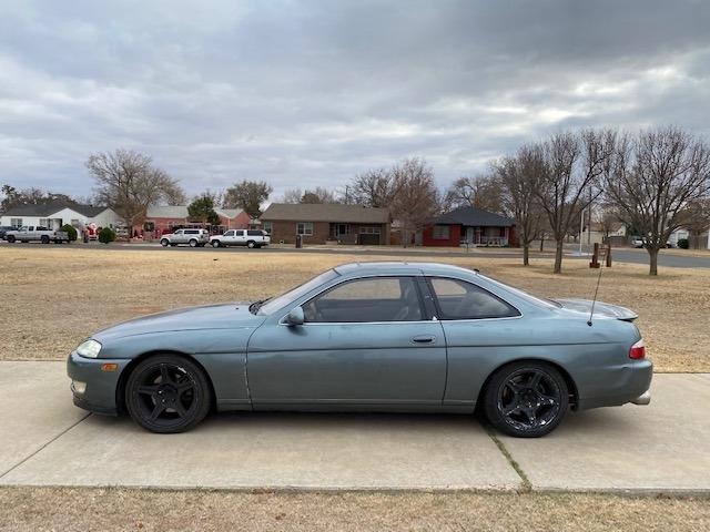 Lexus SC 1993 price $2,500