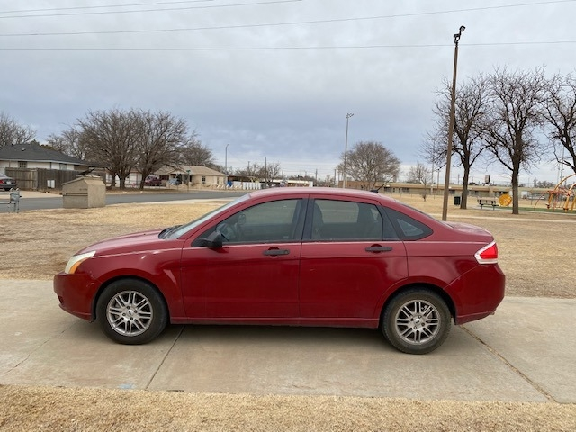 Ford FOCUS 2009 price $1,500 Down