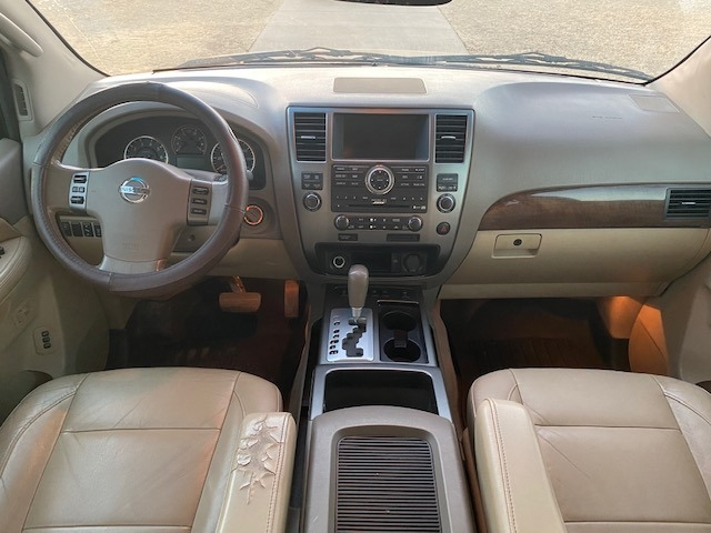 Nissan ARMADA PLATINUM 2011 price $2,500 Down