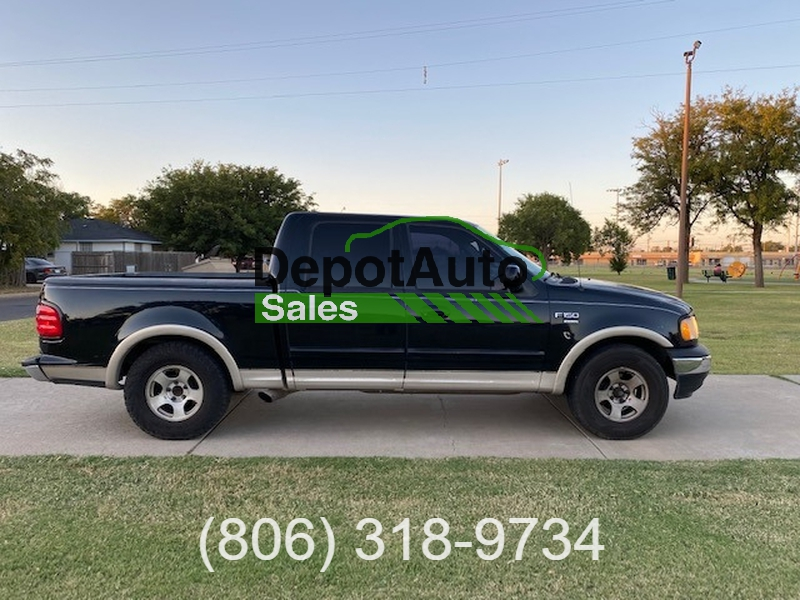 Ford F150 2001 price $1,000 Down