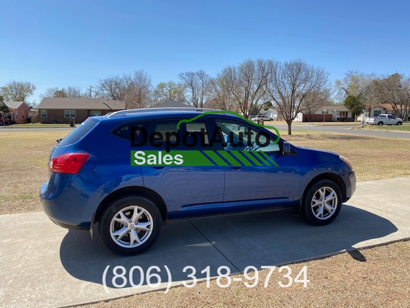 Nissan ROGUE 2009 price $1,000 Down