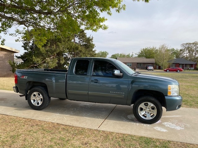 Chevrolet SILVERADO 1500 2008 price $3,500 Down