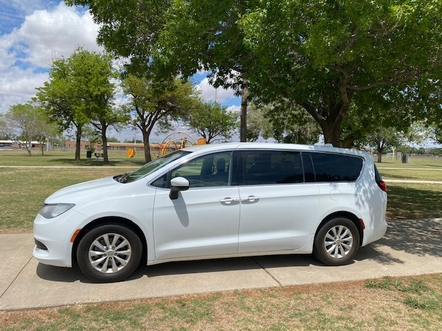 Chrysler PACIFICA 2017 price $3,500 Down