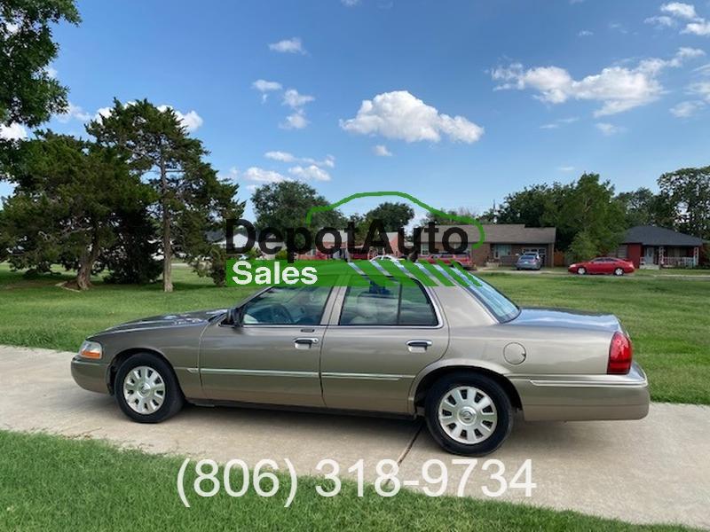 Mercury GRAND MARQUIS 2003 price $1,500 Down