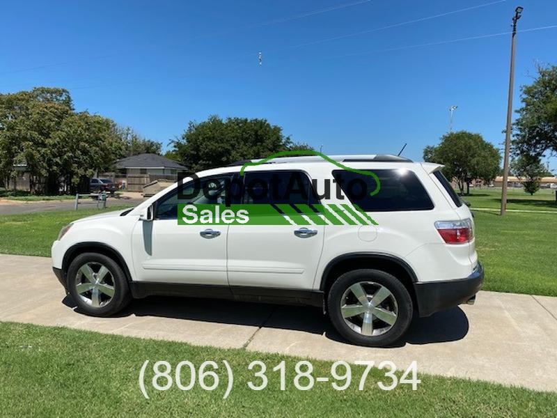 GMC ACADIA 2012 price $2,500 Down