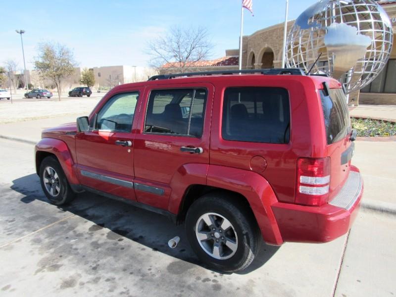 Jeep LIBERTY 2008 price $1,500 Down