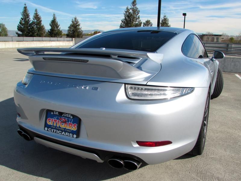 Porsche 911 2014 price $0