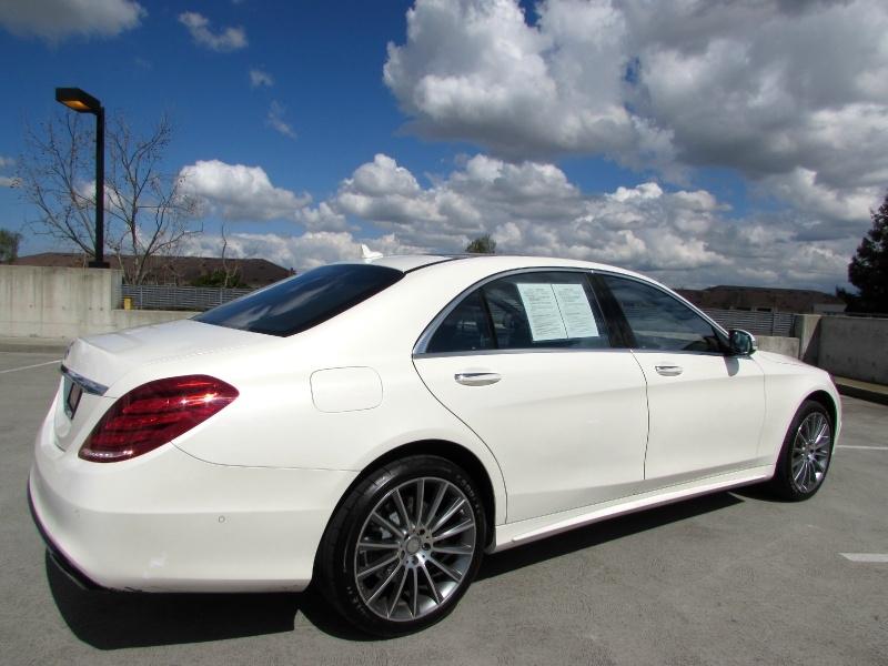 Mercedes-Benz S-Class 2014 price $0