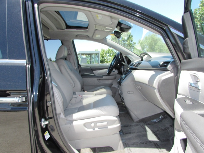 Honda Odyssey 2016 price $0