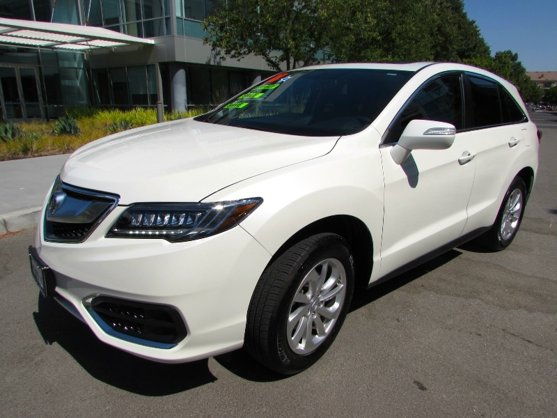 Acura RDX 2018 price $0