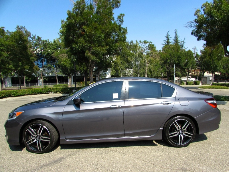 Honda Accord Sedan 2017 price $0