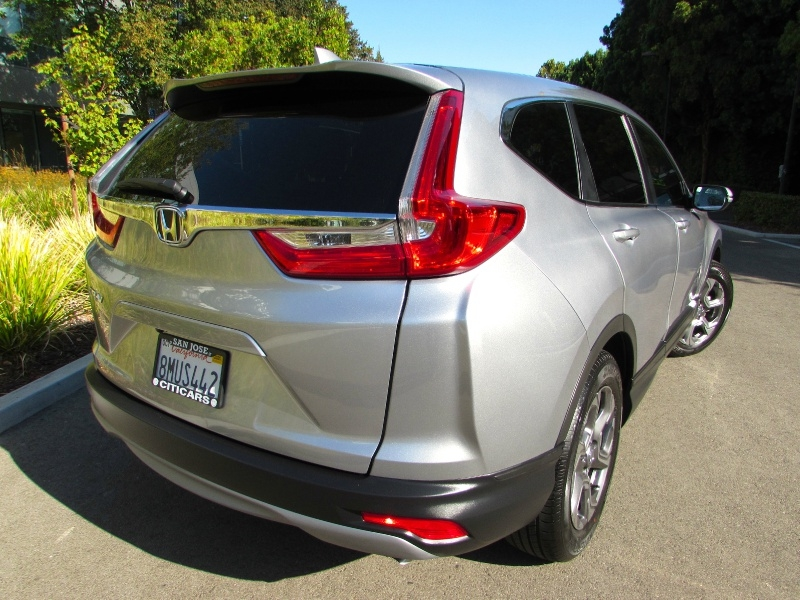 Honda CR-V 2019 price $0
