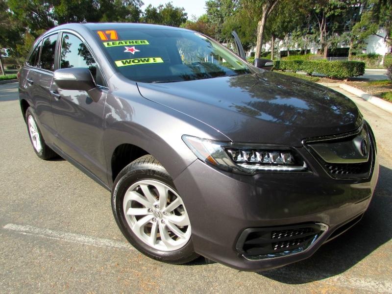 Acura RDX 2017 price $0