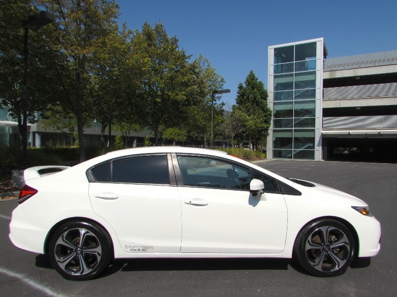 Honda Civic Sedan 2014 price $0