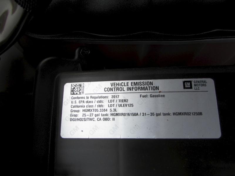 Chevrolet Suburban 2017 price $0