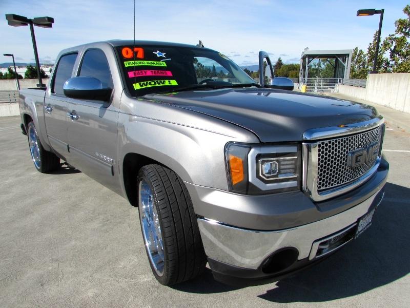 GMC Sierra 1500 2007 price $0