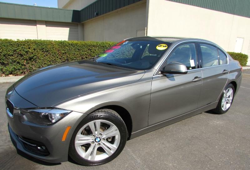 BMW 3-Series 2017 price $0