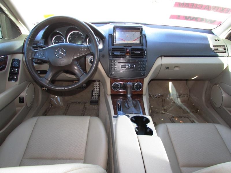 Mercedes-Benz C-Class 2009 price $0