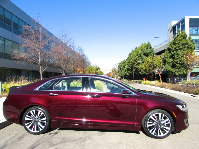 Lincoln MKZ 2017 price $0