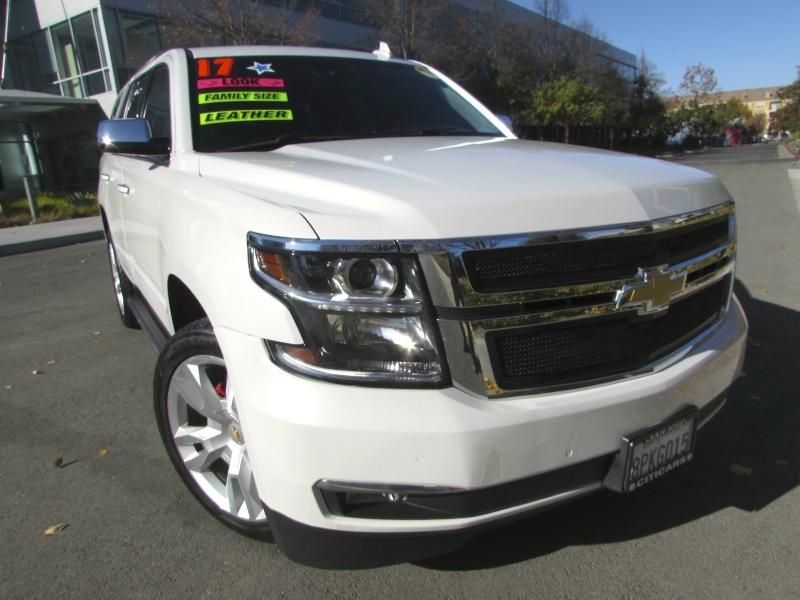 Chevrolet Tahoe 2017 price $0