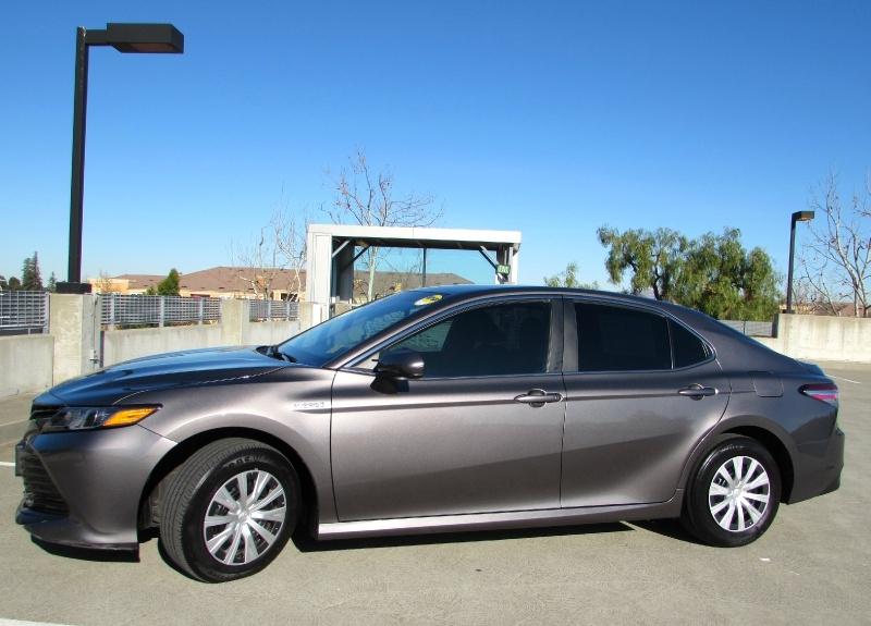Toyota Camry 2018 price $0