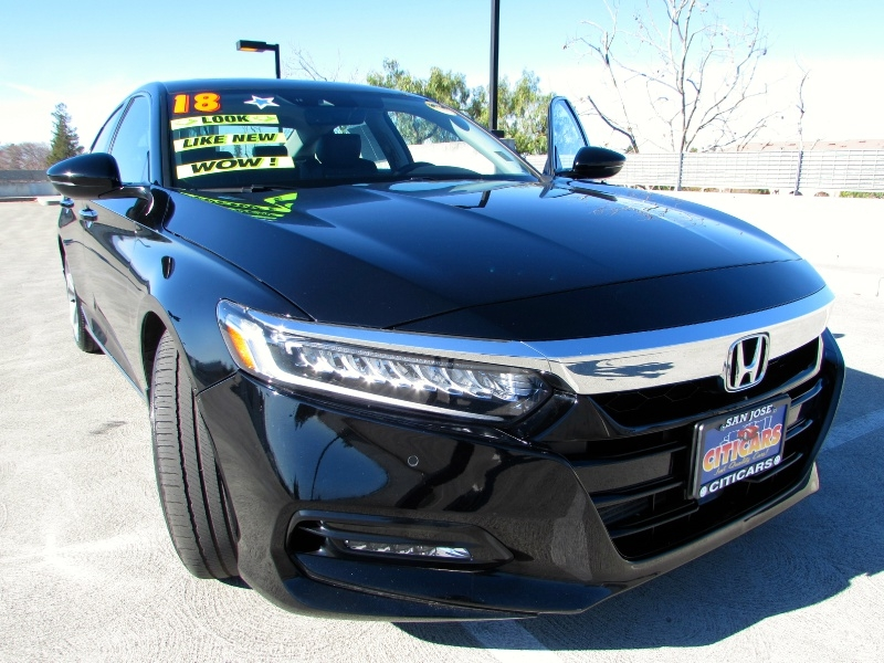 Honda Accord Sedan 2018 price $0