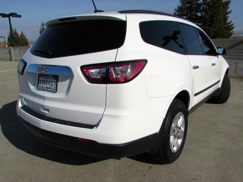 Chevrolet Traverse 2017 price $0
