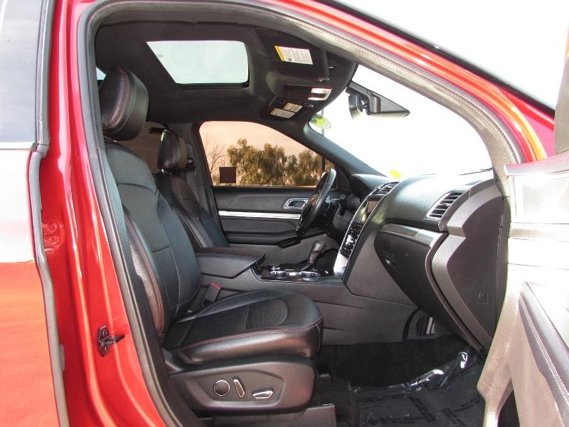 Ford Explorer 2018 price $0