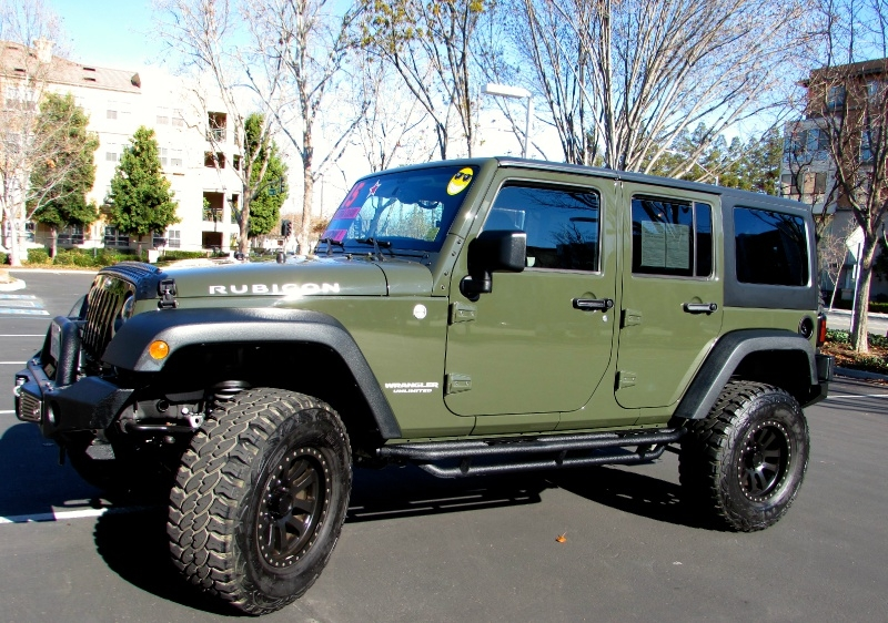 Jeep Wrangler Unlimited 2015 price $0