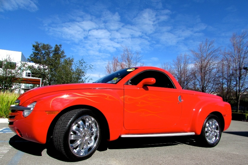 Chevrolet SSR 2004 price $0
