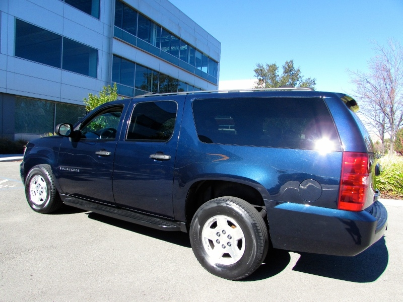 Chevrolet Suburban 2007 price $0