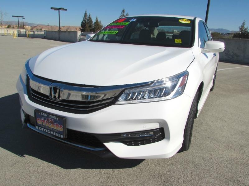 Honda Accord Sedan 2016 price $0