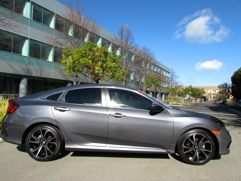 Honda Civic Sedan 2019 price $0