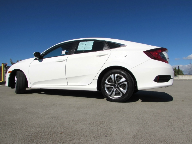 Honda Civic Sedan 2018 price $0
