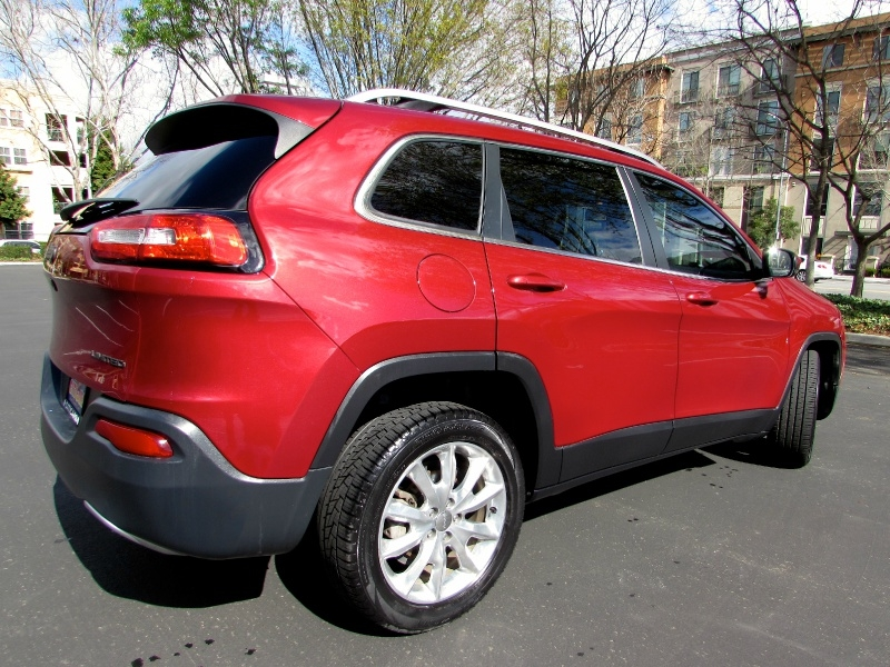 Jeep Cherokee 2016 price $0