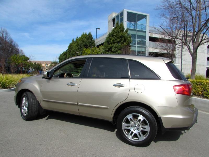 Acura MDX 2007 price $0