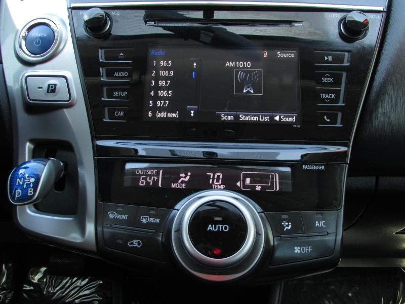 Toyota Prius v 2017 price $0