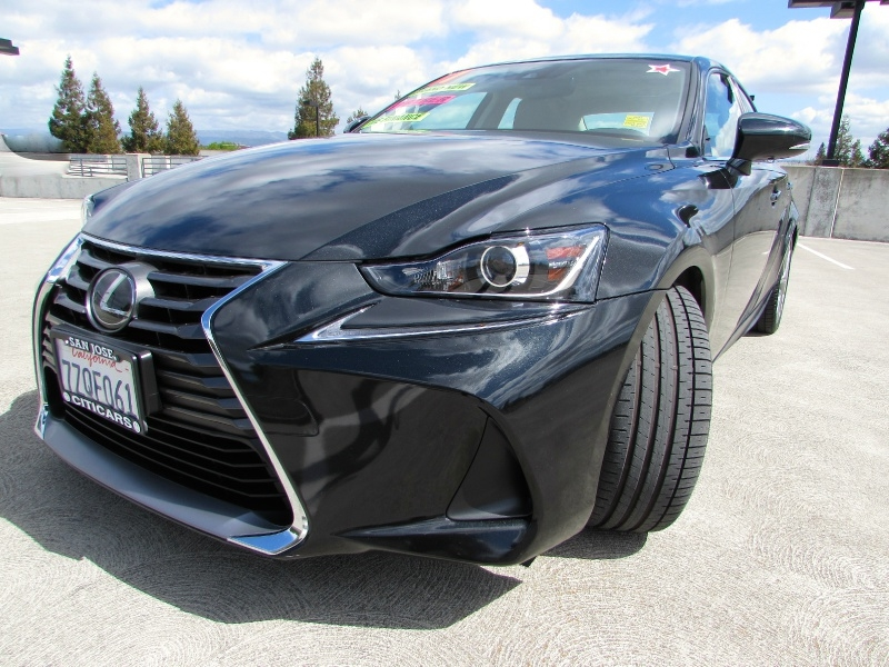 Lexus IS 2017 price $0