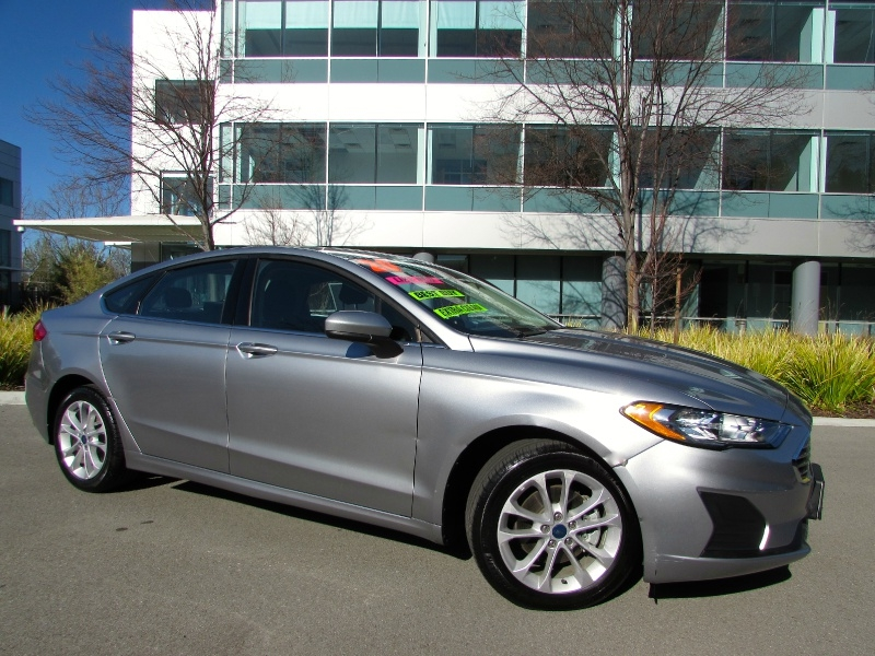 Ford Fusion Hybrid 2020 price $0