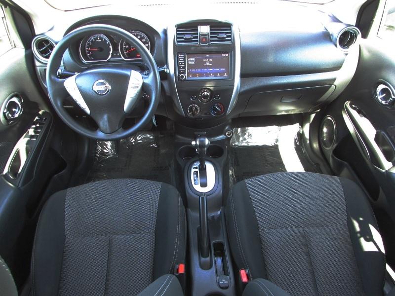 Nissan Versa Sedan 2019 price $0